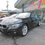 お買い得!BMW未使用車! F30BMW320d/Mスポーツお買い得!