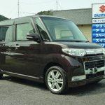 中古車 ダイハツ タントカスタムRSご成約いただきました。 兵庫県 姫路市