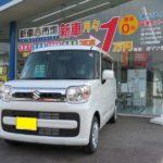 スズキ スペーシア ハイブリッドXを納車させて頂きました。 新車市場 神崎市川店