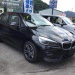 新車 BMW 218i ActiveTourerSport 入荷しました。 兵庫県 神崎郡 神崎市川店