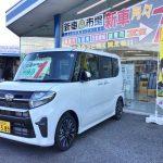 新型タントカスタム 月々¥10800~ カーリース 新車市場カーベル神崎市川店