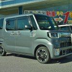 ダイハツ ウェイク GターボSAⅢ 納車させて頂きました。7年カーリース 新車市場 神崎市川店