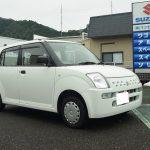 中古車 スズキ アルト 5MTをご成約していただきました。 兵庫県 姫路市 HA24S