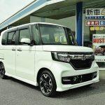 ホンダ N-BOXカスタム納車 多可町 初売りセール