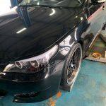 BMW│E60│530│オートマオイル交換│オイル漏れ修理