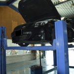 BMW E60 エンジンオイル交換 エアコンガスクリーニング FUCHS TEXA760R