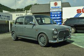 ミラジーノ L700 クラシックスタイル カスタム 納車