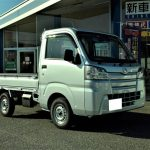 新車 ハイゼットトラックを納車させて頂きました。サポカー補助金対象 市川町