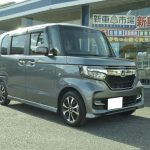 11月のキャンペーンでご成約の新車NーBOXカスタム納車させて頂きました。 市川町