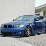 BMW 116iMスポーツ(E87)をご成約いただきました。