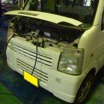 エアコンガスクリーニング施工 TEXA760R キャリートラック ミラ ムーブ ステップワゴン ラパンSS