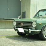 B10 DATSUN(ダットサン)SUNNY(サニー)に大容量のオルタネーターを交換しました。旧車