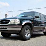 96年モデル フォード エクスプローラーXLTを納車させて頂きました。 左ハンドル 神戸市